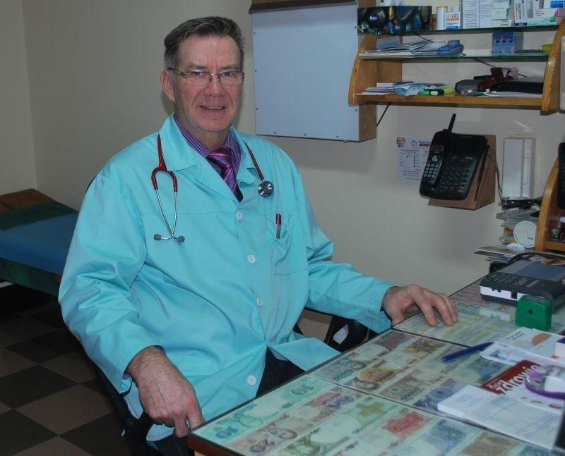Wojciech Jakowicki, lekarz pulmonolog