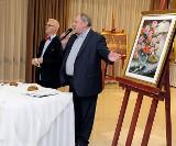 Andrzej Grabowski licytował na balu charytatywnym w Grudziądzu. Wynik: 40 tys zł dla chorych dzieci