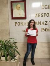 Zgierzanka finalistką międzynarodowego konkursu. Julia wie wszystko o historii Czech