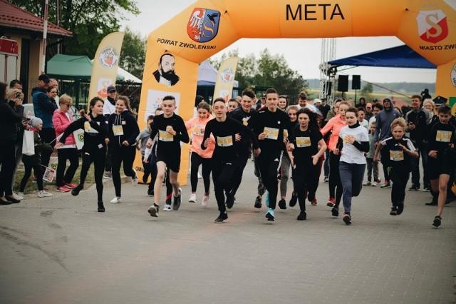 Z okazji imprezy w Tczowie zostaną zorganizowane trzy biegi - jeden dla dzieci oraz dwa dla dorosłych.