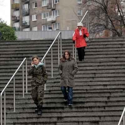 Zgodnie z projektem, budowa parkingu podziemnego nie spowoduje konieczności likwidacji schodów prowadzących na pl. Słowiański.