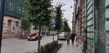 Korony drzew przy ul. Gdańskiej straciły swoją płaskość. Pora na higieniczną przycinkę