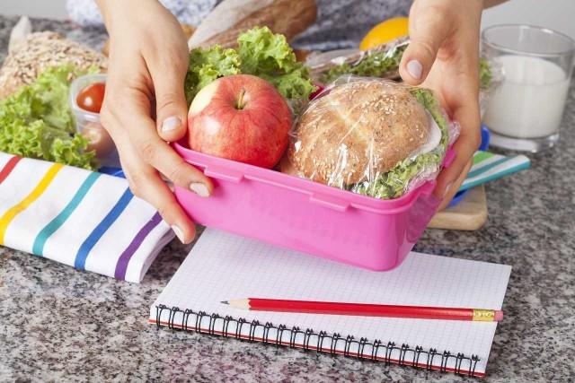 Drugie śniadanie do szkoły nie musi być nudne!