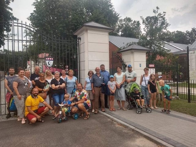 Trzecia już wędrówka starym wareckim grodem odbyła się w niedzielę, 25 lipca i zrzeszyła 115 osób.