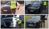 Podlaska straż graniczna przejęła w 2020 roku auta warte ponad 3 mln zł. Zobacz jakie pojazdy stracili przemytnicy (zdjęcia)