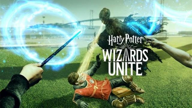 Harry Potter: Wizards Unite - premiera w Polsce już dziś!