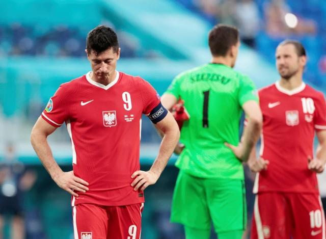 Polska przegrywa ze Szwecją 2:3. Zobacz zdjęcia z ostatniego meczu naszej kadry na Euro 2020 --->