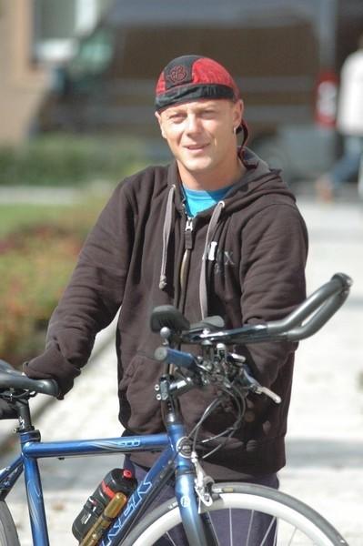 Andrzej Kąkol jest mistrzem Polski w kolarstwie szosowym niepełnosprawnych. Teraz myśli już o udziale w zawodach międzynarodowych