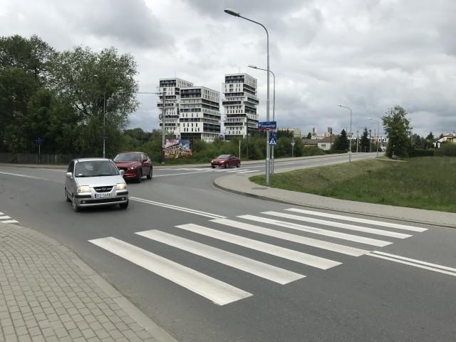 Skrzyżowanie ulic Paderewskiego i Witolda. To tutaj mieszkańcy chcieliby rondo.