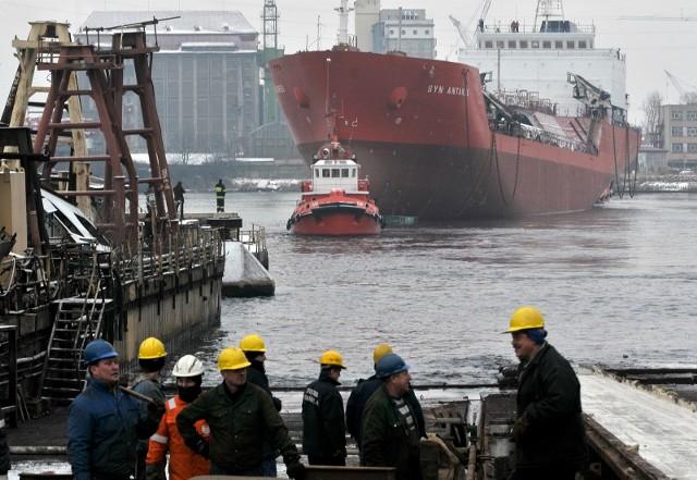Stocznia Gdańsk, GSG Towers i Energomontaż-Północ Gdynia redukują zatrudnienie