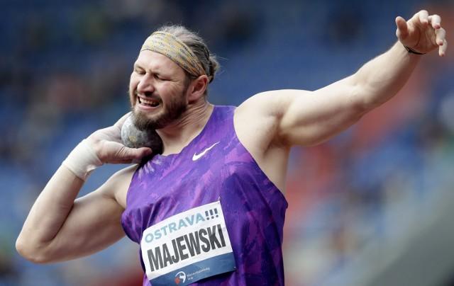 Tomasz Majewski z Pekinu i Londynu wracał z olimpijskim złotem. Tym razem nie będzie faworytem