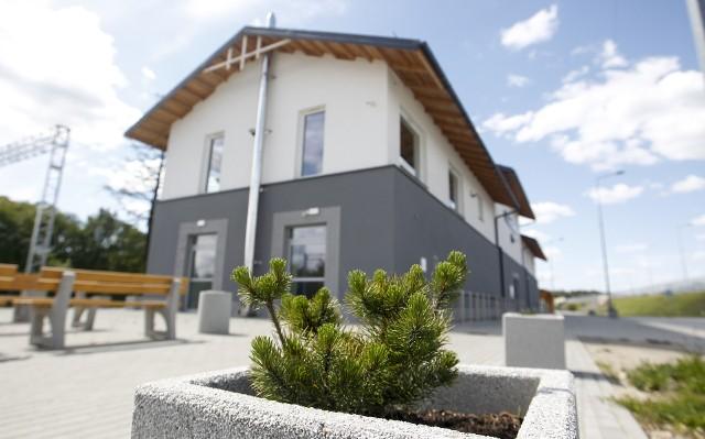 Nowe Centrum Przesiadkowe w Głogowie Małopolskim.