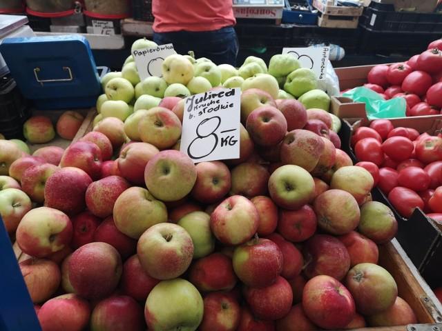 Rekordowe ceny jabłek