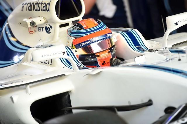 Za Kubicą dwa dni testów w tegorocznym bolidzie Williamsa.