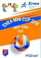 Siatkówka: Enea Mini Cup w Arenie