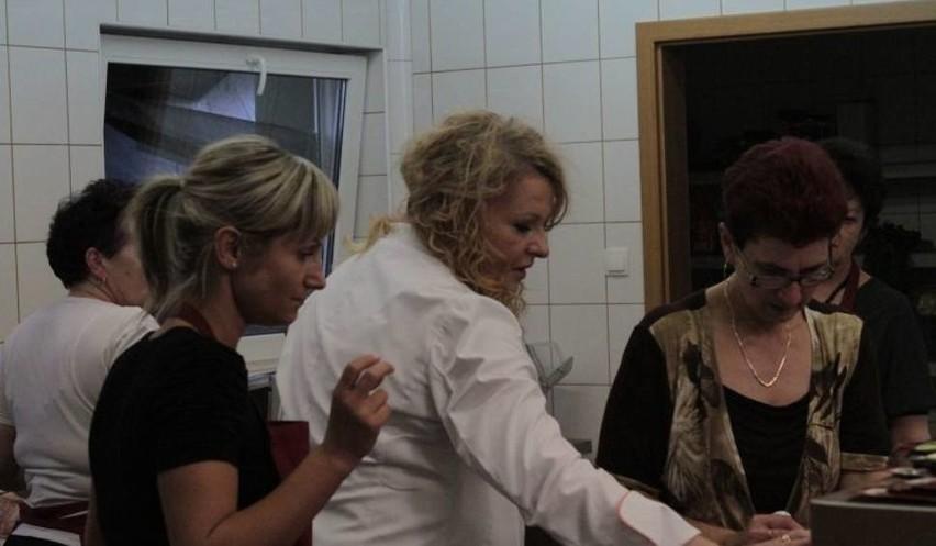"""O wizycie Magdy Gessler w Słońsku na stronach """"Kuchennych..."""