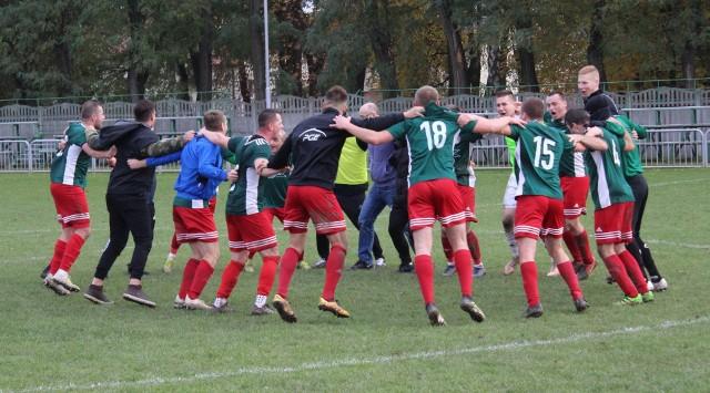 Sokół Nisko pokonał w Głogowie miejscową Głogovię 2:1