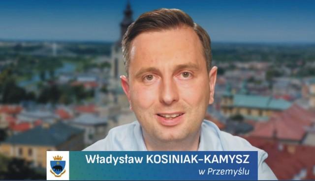 Od Przemyśla kandydat na prezydenta Polski Władysław Kosiniak-Kamysz rozpoczął serię live-chatów z mieszkańcami różnych miast w Polsce.