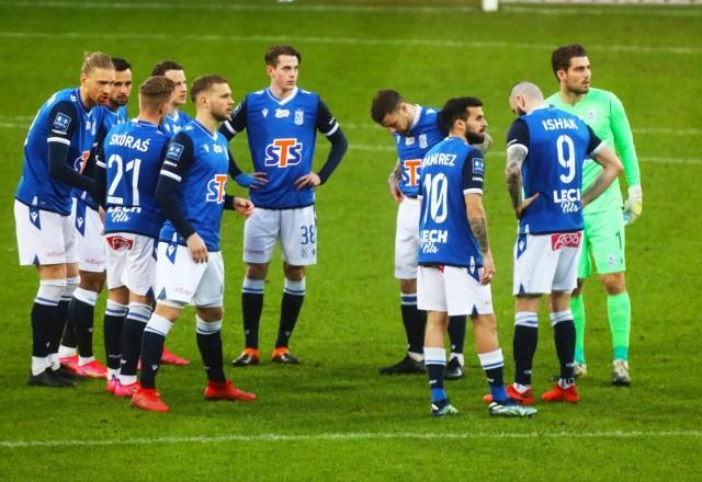 Dla Lecha Poznań porażka z Podbeskidziem była już 16 (!), licząc wszystkie rozgrywki w tym sezonie.