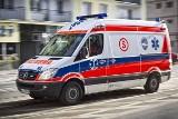 Dramatyczny wypadek w Częstochowie. Czteroletnie dziecko wbiegło prosto pod samochód. Jest w ciężkim stanie, było reanimowane na miejscu