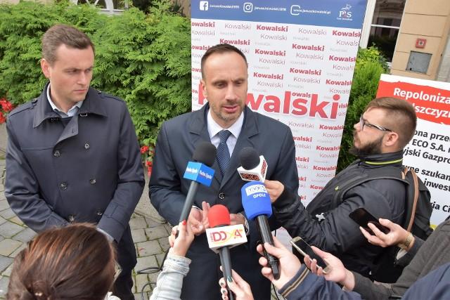 Janusz Kowalski podkreśla, że udziały E.ON w ECO powinny trafić do spółki Skarbu Państwa