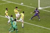 MŚ. Kolumbia bez Jamesa, ale Kolumbia zwycięska. Senegal - Kolumbia 0:1