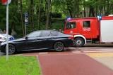 10-latek potrącony przez BMW w Sopocie z winy kierowcy. Chłopiec lekko poszkodowany