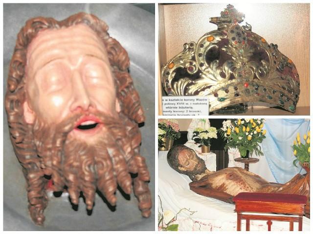 Podziemia i skarbce klasztoru w Chełmnie skrywają cenne skarby, dzieła na skalę europejską.