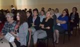 W Lipnie dyskutowali o szczepieniach ochronnych. Wykład wygłosił dr Paweł Grzesiowski, znany z popularnych  programów telewizyjnych.