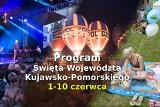 Od 1 czerwca Święto Województwa Kujawsko-Pomorskiego [PROGRAM ŚWIĘTA DZIEŃ PO DNIU]