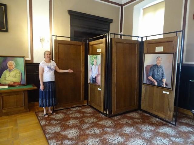 Portrety Mariusza Kaldowskiego można już oglądać w Muzeum Ziemi Chełmińskiej