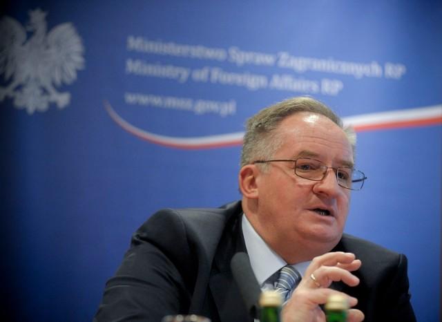 Wpadka łódzkiego eurodeputowanego Jacka Saryusz - Wolskiego