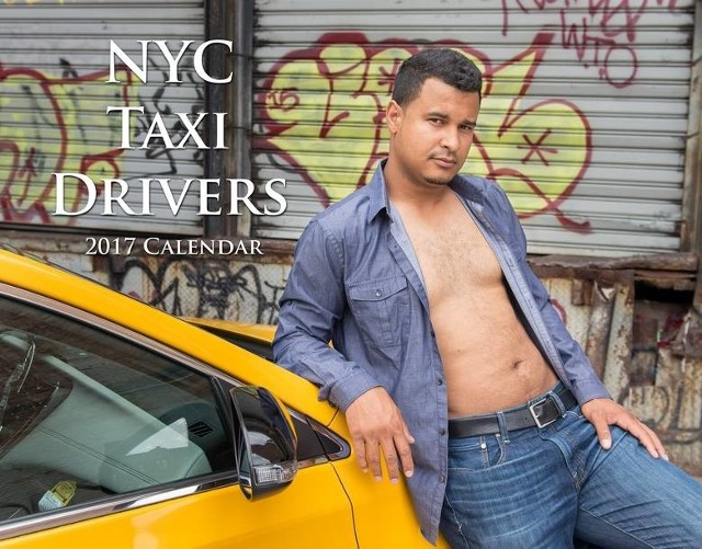 Wszyscy przyzwyczailiśmy się do kalendarzy, na których przy sportowych samochodach prężą się piękne modelki. Ten kalendarz jest wyjątkowy, bo zamiast kobiet na zdjęciach występują taksówkarze na co dzień jeżdżący po Nowym Jorku.Kalendarz nie jest specjalnie drogi i kosztuje około 15 dolarów. Część zysków przeznaczana jest na pomoc imigrantom o biednym rodzinom mieszkającym w NY.