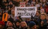 Strajk nauczycieli. Jarosław Gowin: Doszliśmy do ściany jeśli chodzi o wysokość wynagrodzeń nauczycieli