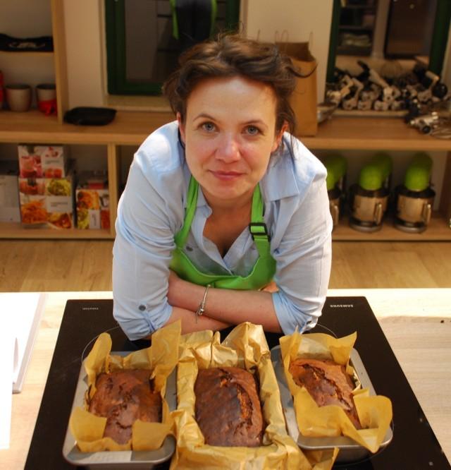 Agnieszka Michałowska po 13 latach postanowiła zmienić pracę, bo jak sama się przekonała, od zawsze ciągnęło ją do kulinariów