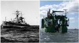 Fragmenty niemieckiego krążownika. Co jeszcze kryje się na torze wodnym?