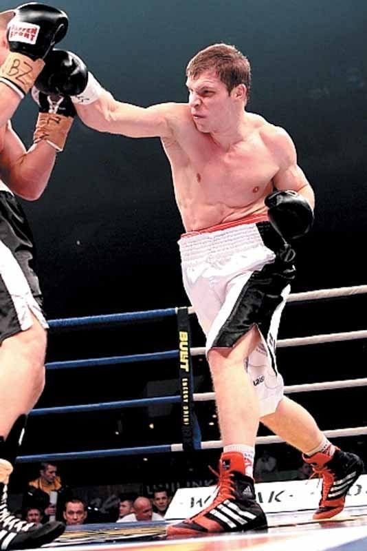 Maciej Miszkin za cel postawił sobie zdobycie tytułu mistrza świata
