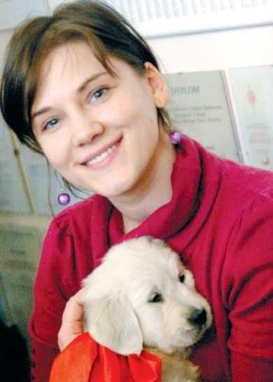 Teraz z pomocy zwierząt przy rehabilitacji dzieci będzie korzystał też słupski szpital.