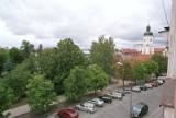 Zielony Rynek Kościuszki, amfiteatr, budki przed Centalem. Pamiętacie taki Białystok? Stolica woj. podlaskiego na archiwalnych zdjęciach