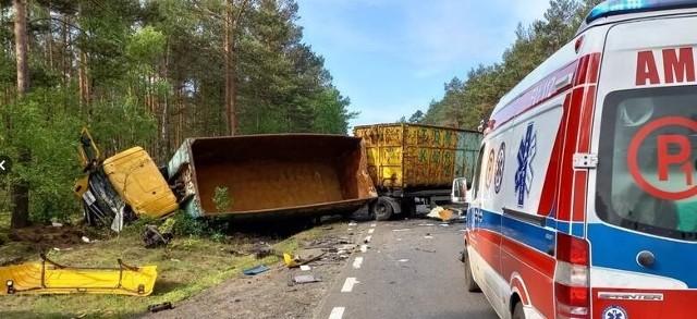 Do tragicznego wypadku doszło na drodze Nowogród Bobrzański - Zielona Góra