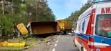 Lubuskie wypadki. Dalszy ciąg sprawy wypadku, w którym zginął Paweł Czerniak, strażak z Lubska. Prokuratura prowadzi śledztwo. Co ustalono?