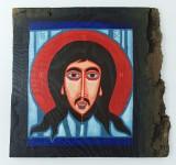O kleju króliczym, kredzie szampańskiej i Piśmie Świętym, czyli opowieść Teresy Berendt-Klechamer o tym, jak pisze się współczesne ikony
