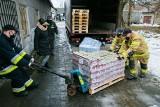 Krzeszowice. Tony żywności znów dotarły do miasta. Paczki trafią do 340 osób potrzebujących wsparcia
