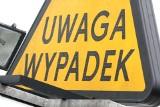 Czołowe zderzenie na drodze krajowej nr 5. Trasa jest całkowicie zablokowana
