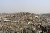 Bangladesz: potężny pożar w obozowisku dla uchodźców. Siedem osób spłonęło żywcem, 50 tysięcy uciekło