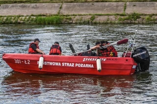 Zwłoki z Jeziora Sławskiego wyłowiono w niedzielę, 11 lipca.
