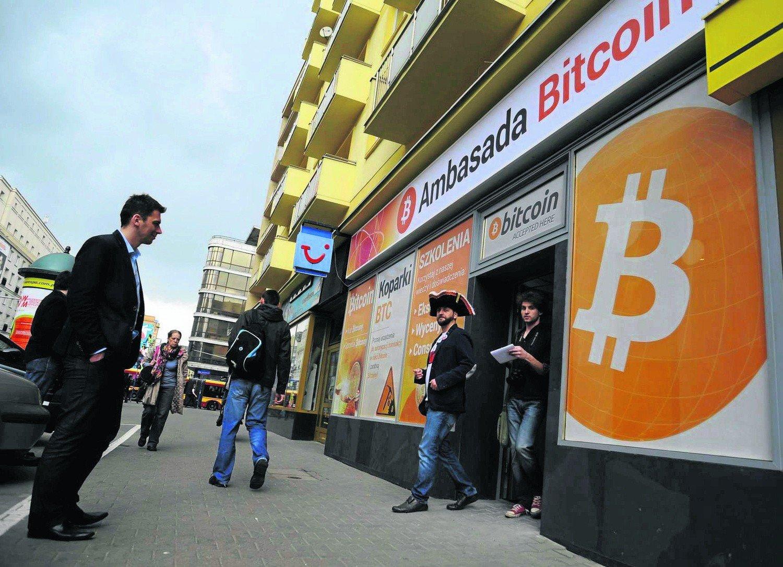 kantor bitcoin warszawa sistema di punti btcc
