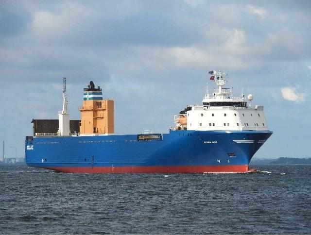 Statek typu ro-ro Bore Bay