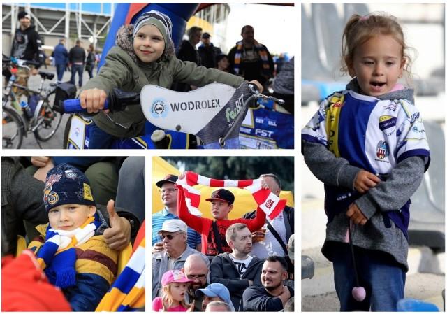 Dzień Dziecka na trybunach! To najwierniejsi z wiernych, nigdy nie tracą wiary, zawsze wspierają swoich ulubionych sportowców. Zaglądamy na regionalne stadiony i hale. Chodzicie z dziećmi na mecze? Poszukajcie się na zdjęciach!