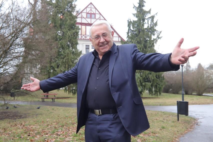 Władysław z Łodzi, uczestnik programu Sanatorium Miłości.